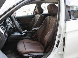 2018款320Li 领先型M运动套装 前排座椅