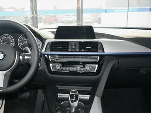 2018款320i M运动套装 中控台