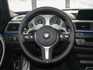 2018款320i M运动套装 方向盘