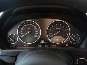 2018款320i M运动套装 仪表