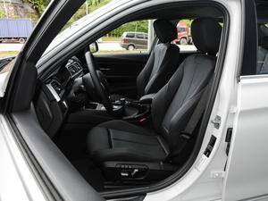 2018款320Li 时尚型 前排座椅
