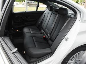 2018款320Li 时尚型 后排座椅