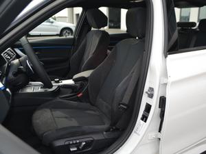 2018款320i M运动套装 前排座椅