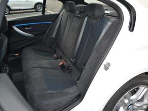 2018款320i M运动套装 后排座椅
