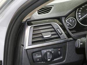 2018款320Li xDrive时尚型 中控区