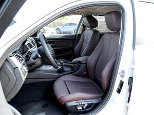 2018款318Li 前排座椅
