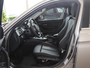 2018款320Li xDrive时尚型 前排空间