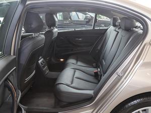 2018款320Li xDrive时尚型 后排空间