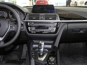 2018款320Li xDrive时尚型 中控台