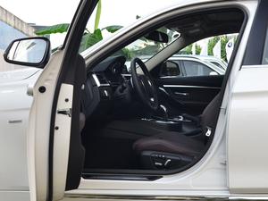 2018款320Li 领先型豪华套装 前排空间