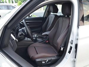 2018款320Li 领先型豪华套装 前排座椅