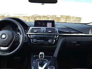 2018款320Li 领先型豪华套装 中控台