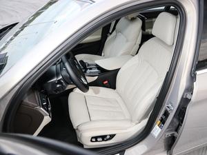 2018款530Le 基本型  前排座椅