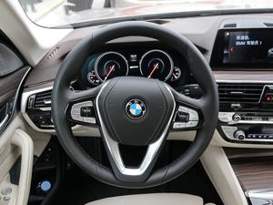2018款530Le 豪华套装 方向盘