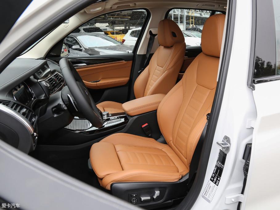 2018款宝马X3xDrive 30i 领先型M运动套装