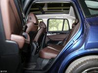 空间座椅宝马X3后排空间