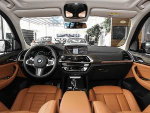 2018款xDrive 30i 领先型M运动套装 全景内饰