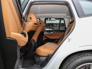 2018款xDrive 30i 领先型M运动套装 后排空间