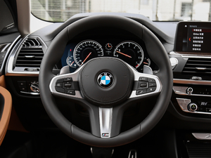 2018款xDrive 30i 领先型M运动套装 方向盘