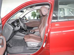 2018款xDrive 30i 领先型M运动套装 前排空间