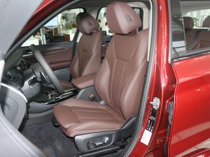 2018款xDrive 30i 领先型M运动套装 前排座椅