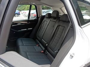 2018款xDrive 25i 豪华套装 后排座椅
