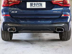 2018款xDrive 28i M运动套装 尾排