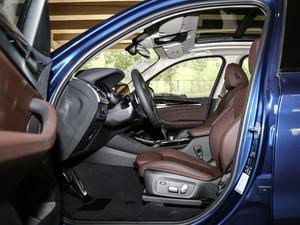 2018款xDrive 28i M运动套装 前排空间