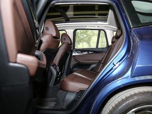 2018款xDrive 28i M运动套装 后排空间