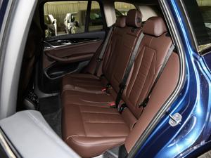 2018款xDrive 28i M运动套装 后排座椅