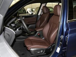 2018款xDrive 28i M运动套装 前排座椅