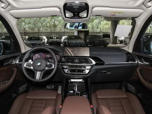 2018款xDrive 28i M运动套装 全景内饰