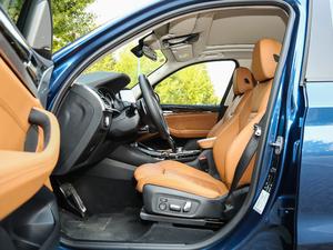 2018款xDrive 30i 尊享型M运动套装 前排空间