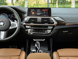 2018款xDrive 30i 尊享型M运动套装 中控台