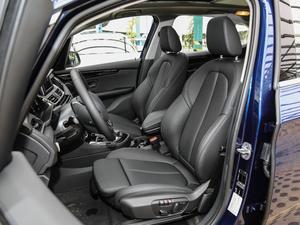 2018款218i 尊享型运动套装 前排座椅