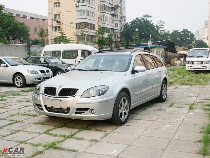 2008款中华骏捷Wagon高清图片