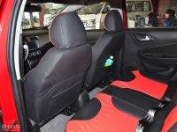 空间座椅中华H220后排空间