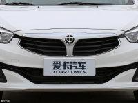 细节外观中华H3中网
