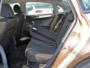 2017款1.6L 手动舒适型 后排座椅放倒