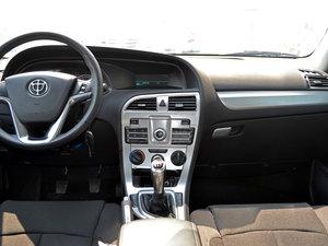 2017款1.6L 手动舒适型 中控台
