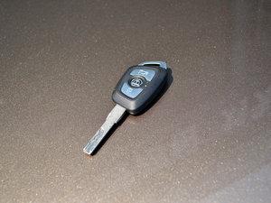 2017款1.6L 手动舒适型 钥匙