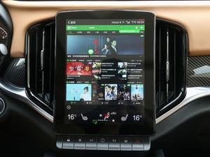 2018款280T 自动旗舰型 5座 中控台显示屏