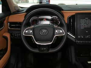 2018款280T 自动旗舰型 5座 方向盘
