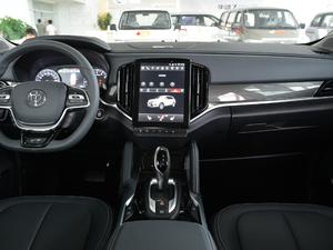 2018款280T 自动尊贵型 5座 中控台