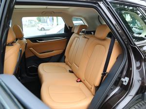 2018款280T 自动豪华型 5座 后排座椅