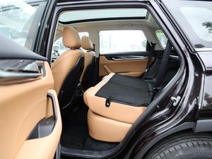 2018款280T 自动豪华型 5座 后排座椅放倒