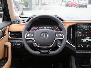 2018款280T 自动豪华型 5座 方向盘