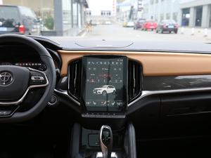 2018款280T 自动豪华型 5座 中控台