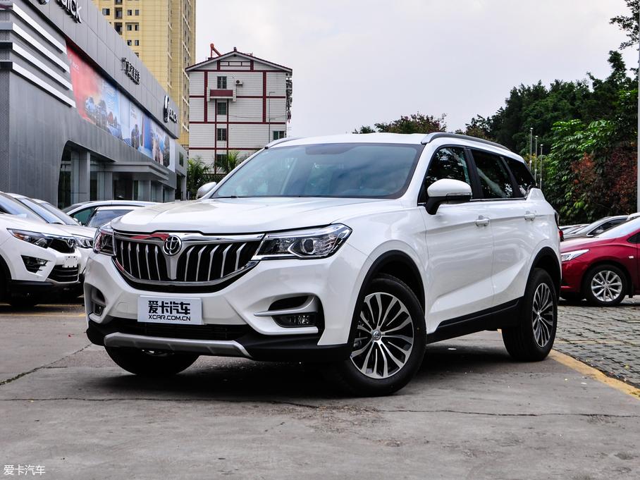 2018款中华V6 1.5T 自动豪华型