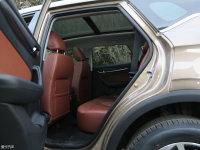 空间座椅中华V6后排空间
